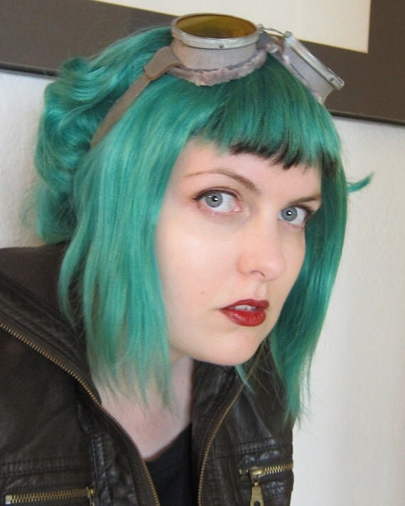 Ramona Flowers high quality wig, CHOOSE YOUR COLOR, one of a kind 'Scott Pilgrim' a-line