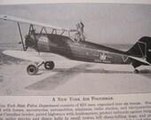 1937 new york air police