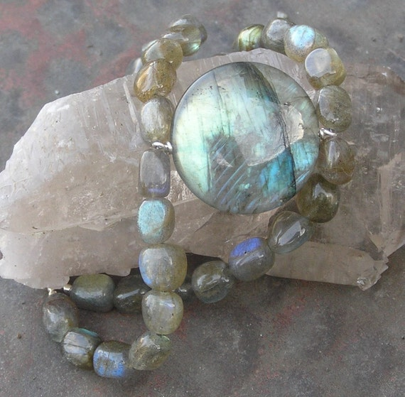Hand of Stone- Labradorite