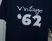 vintage 63 adult 50th birthday 2X shirt great gift