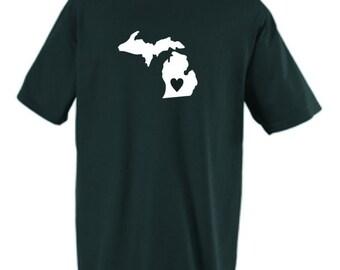 Love Michigan State Custom Shirt New