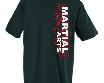 Martial Arts Shirt Great For Taekwondo Or Karate