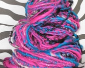 PUNK ROCK - Funky Fiber Handspun Yarn - 92 Yards