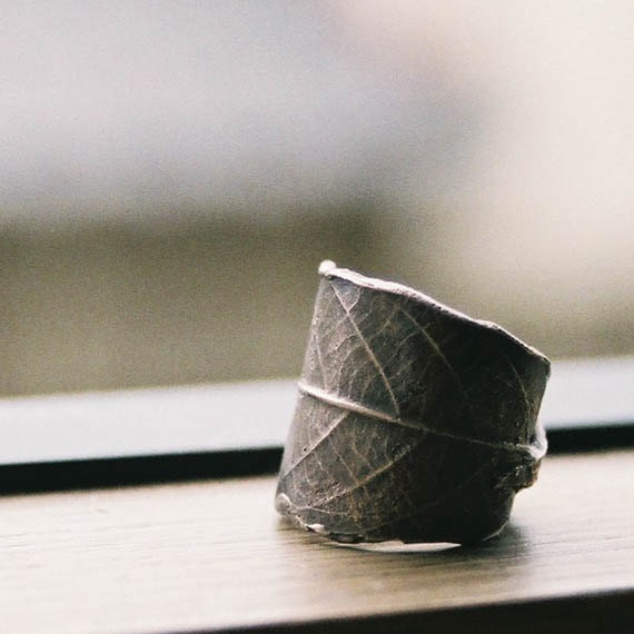 Leaf Ring 【Free Shipping】