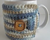 Cup Cozy------In Country Blue