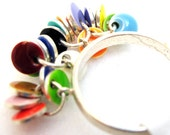 Get Your Circles in a Row Candy Drop Ring - Sterling Silver - Size 7