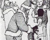 The Origins of Santa shaman