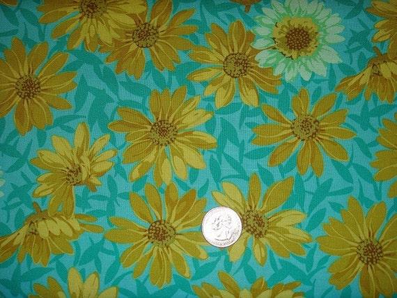Single Mum by Rowan Fabrics Westminster Fibers Daisy Toss floral quilt fabric