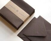 Coco (mini) 2 3/4 x 2 3/4 Square Envelope 25/Pk
