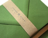 Olive A7 Envelopes 25/Pk
