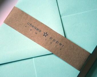 Daffy Blue A7 Envelopes 25/PK
