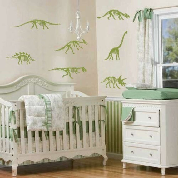 items similar to dinosaur bedroom set one color on etsy