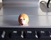 Emma the Hedgehog RESERVED FOR JennyTheArtist