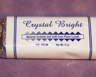 Crystal Bright Watch Face Polish