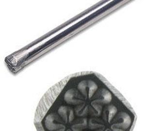Jewelers Or Metal Worker Design Stamp 3 Asterisks Number 75