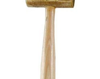 Deluxe Rawhide Mallet Size (0)   1 Inch Face