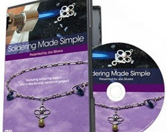 Soldering Made Simple Instructional DVD   SALE