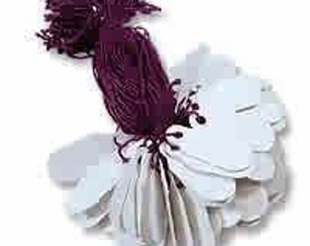 1000 String Jewelry Pricing Tags Plain  SALE