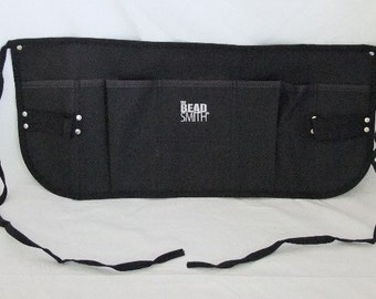 Crafters/Beaders Work Belt With 5 Pockets And 2 Hammer Loops SALE