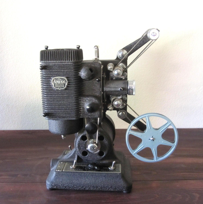 Vintage Film Projector 101