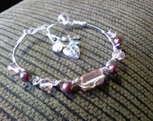 Customizable guitar string bracelet