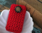 Be My Valentine - Phone and Gadget Cozy Customize Size
