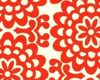 Amy Butler Fabric Wallflower Cherry, choose your cut