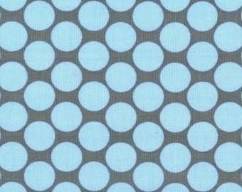 Amy Butler Full Moon Polka Dot Slate, Choose your cut