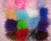 Marabou Feather BOAS - 1 foot or more - U PICK any combo of lengths and colors - LOW SHIPPING