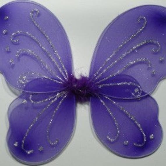 WINGS for dress up and costumes- U PICK COLOR - Low shipping cost