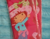 3 packs of 8 Strawberry Shortcake Party favor bags