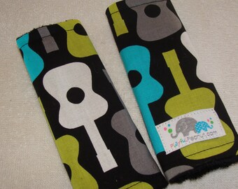 BOY | Car Seat Strap Covers | You Pick the FABRIC and SIZE | Strap Covers