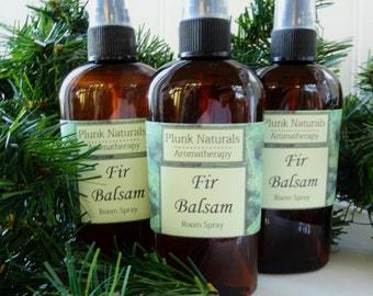 FIR BALSAM all Natural Room and Tree Spray 8 oz