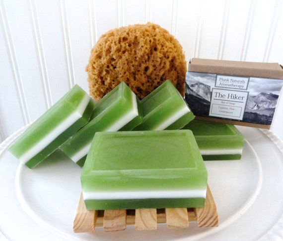 The Hiker All Natural Soap Mens Line