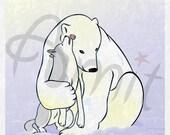 polar hug