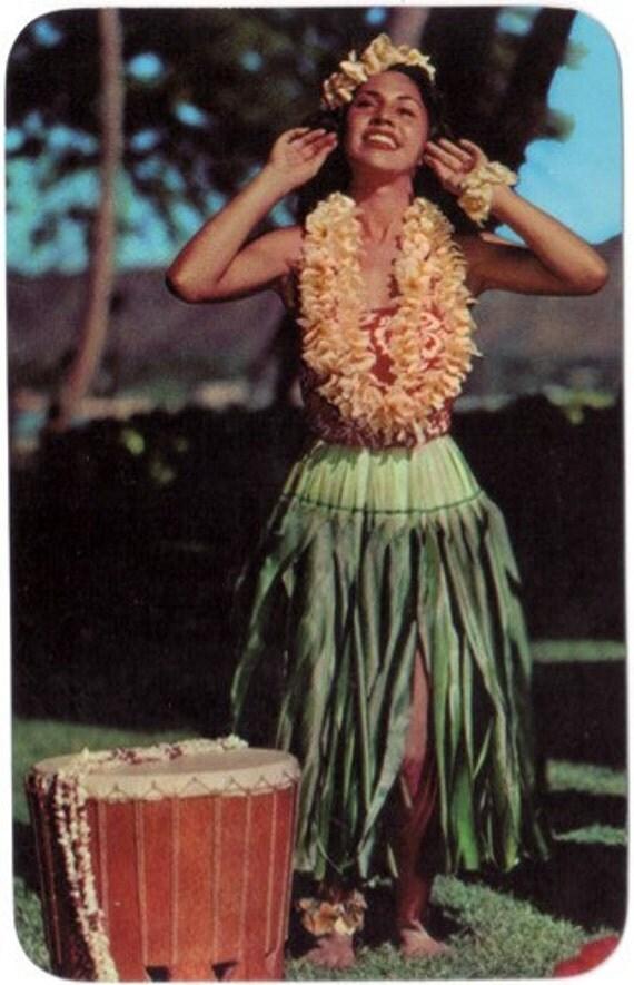 Vintage Hula 6