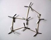 Propeller Necklace