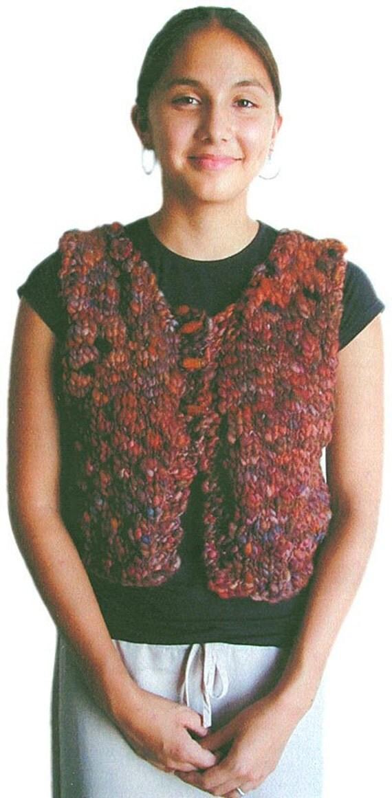 Knitting Patterns Using Size 13 Needles