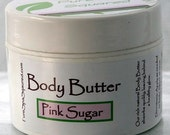 Ultra Whipped Body Butter -Pink Sugar - Vegan