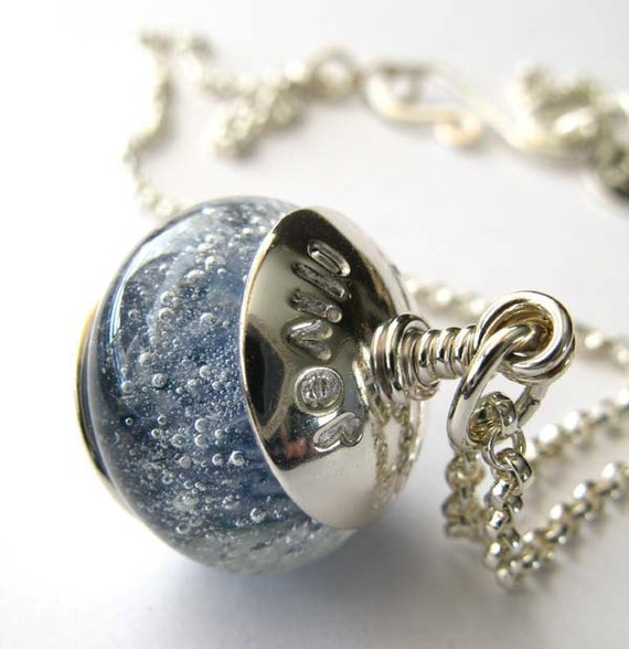 how to make jewellery from deceased ashes