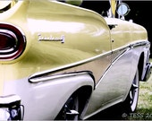 Ford Fairlane 1958 Photography - Classic Car Photography Print - Vintage Car Photo