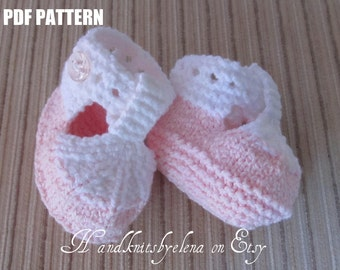 Free Crochet Pattern T Strap Booties : Popular items for baby bootie pattern on Etsy