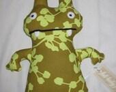 Goofy Bunny Green