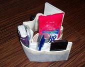 Removable Pocket Organizer, Purse Organizer Insert, Cosmetic Organizer