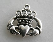 Crown Sterling silver 925 charm
