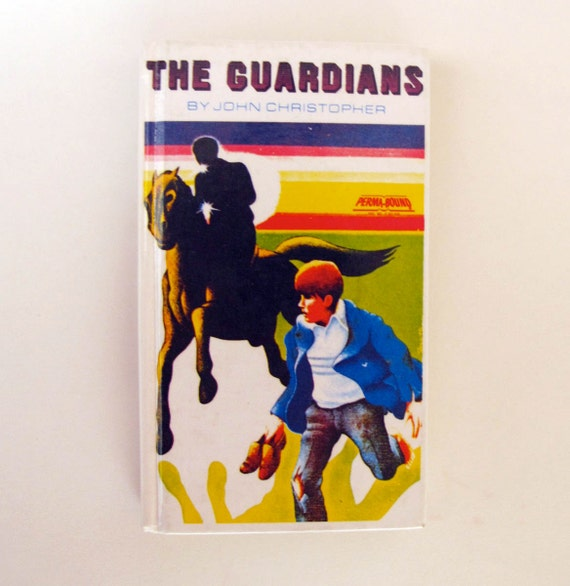 The Guardians John Christopher 1972 First Edition HC Sci-Fi