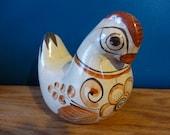 SALE Vintage Mexican Folk Art Hen