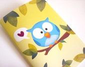 BLUE RainbOWL - Pocket Notebook-