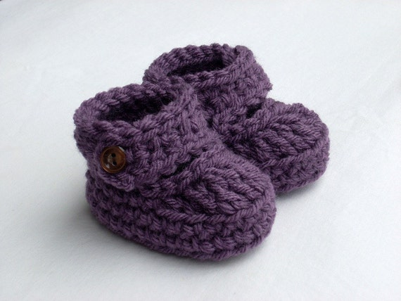 Baby Booties, Crochet Baby Strappy Booties, Baby Mary Janes, maryjane booties