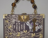The Complete Works Of Lewis Carroll SmartGirl Book Purse